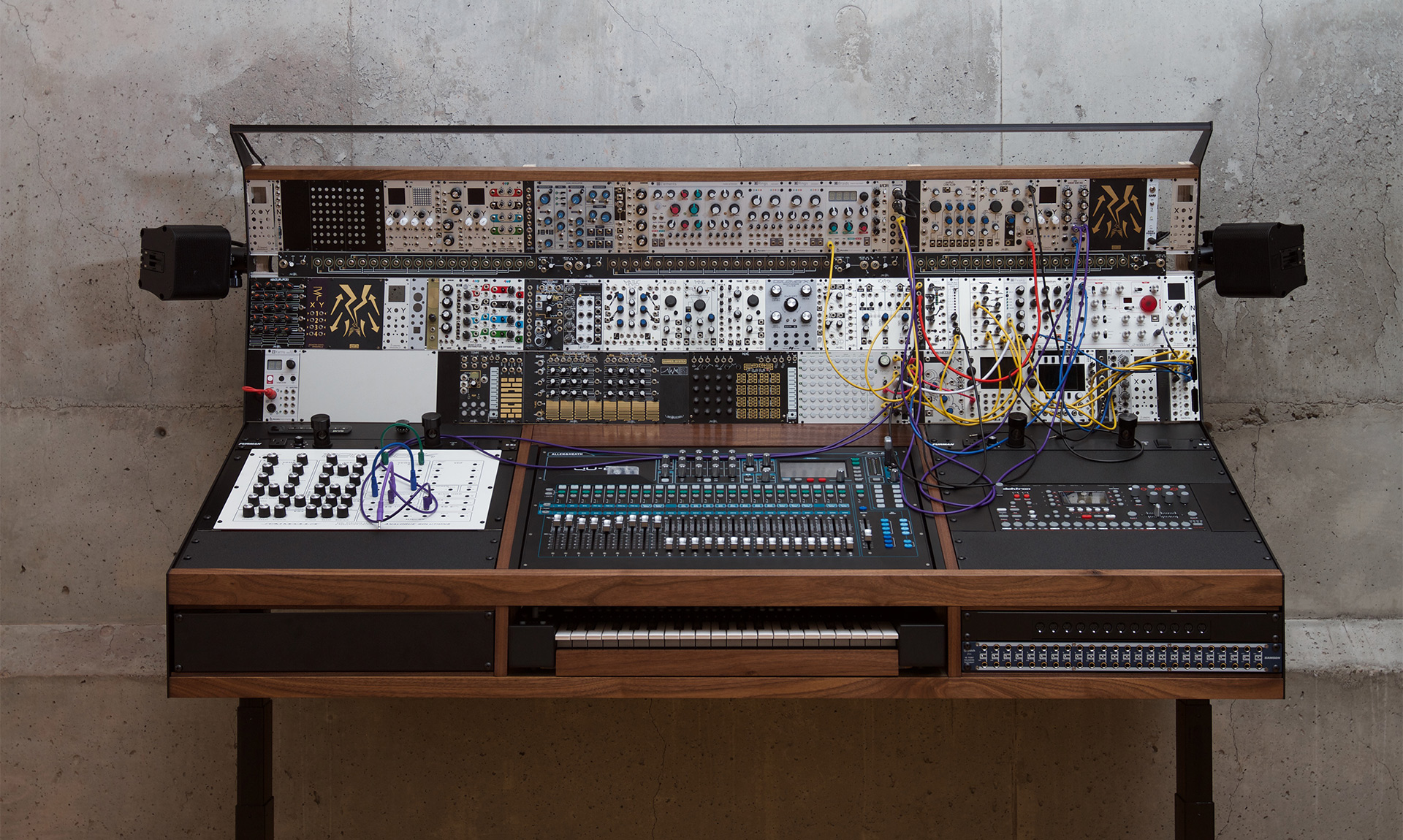 Music space console