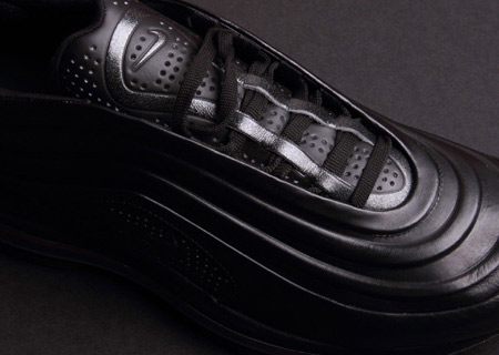 Nike Air max 97 luxury edition made with italian leather